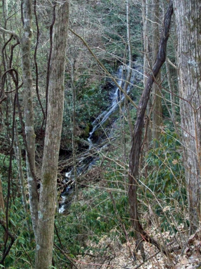 longarm falls upper