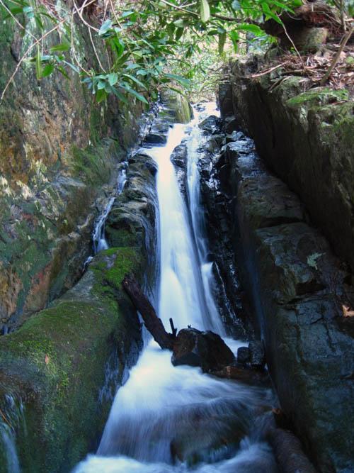The Chasm - Jones Branch Falls