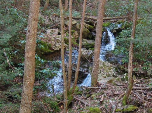 'Sidewinder Cascades'