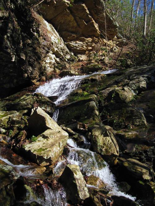 Devils Slide Falls